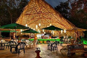 sweet mamas belizean style restaurant is our new addition to the cuisine offered at roberts grove beach resort located at the front of the property - Beach Style Restaurant 2016