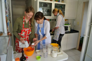 Cooking with Norma Soued